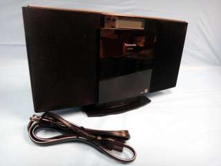 Panasonic SC HC20 Compact Stereo System 885170002319