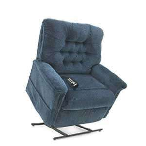 Position, Full Recline Petite Wide Lift Chair