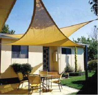 16 OVERSIZED EXTRA LARGE OUTDOOR PATIO SUN SHADE TRIANGLE SAIL