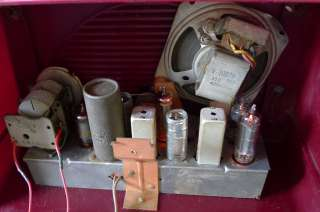 Westinghouse Mod. H 393T6 Antique Tube Radio from 1953 Fine Working