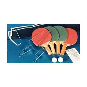 4 Player Table Tennis Set   Quantity of 3 Sports
