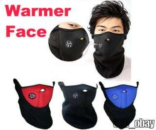 Ski Snowboard Neck Warmer Face Mask Veil Sport Snow 3 Colors