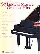 Classical Music Greatest Hits Big Note Easy Piano Book