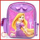 Disney Princess Tangled Rapunzel School Backpack/Bag M