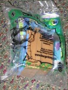 2001 Shrek Burger King Kids Meal Toy   #1 BK