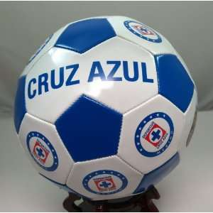 CRUZ AZUL TRADITIONAL DESIGN OFFICIAL SIZE 5 SOCCER BALL