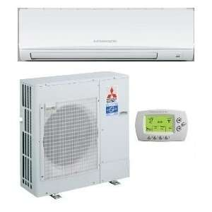 24,000 Btu/h 17 Seer Mitsubishi Single Zone Mini Split Air