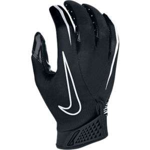 Nike Youth Vapor Jet Football Gloves Black/White GF0085